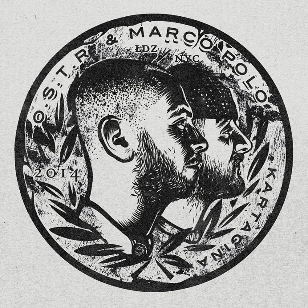 1. O.S.T.R. & Marco Polo - Kartagina