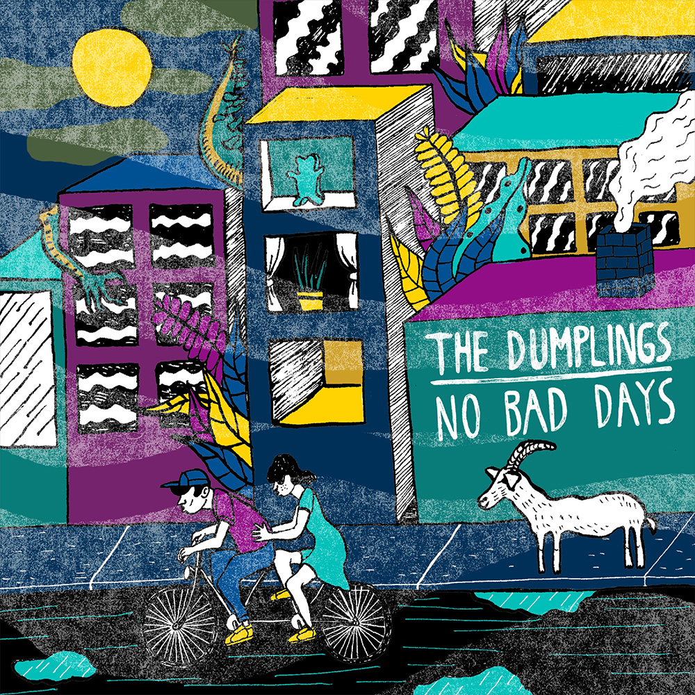 23. The Dumplings - No Bad Days