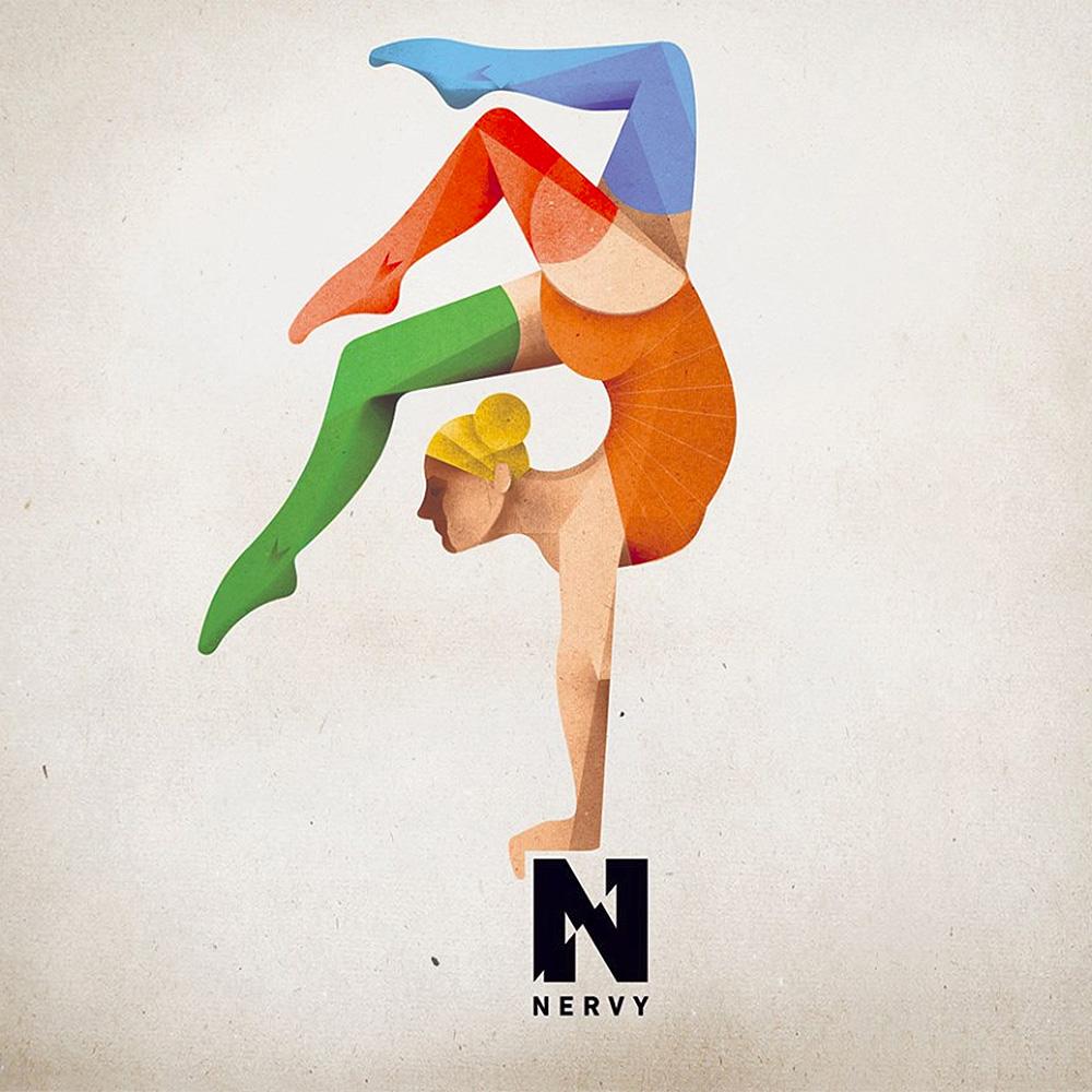 25. Nervy - Nervy