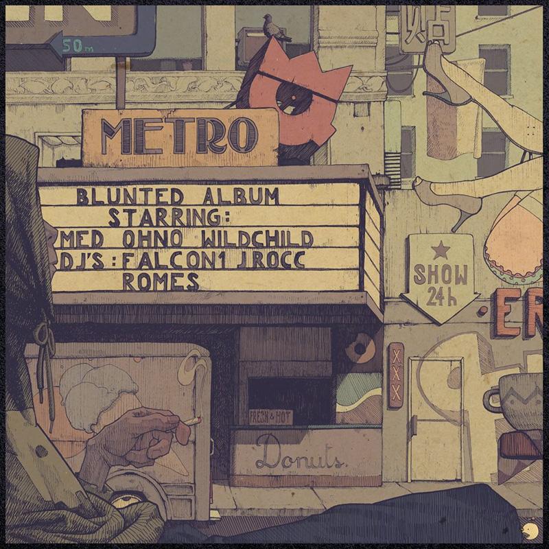 10. Metro – Blunted Album
