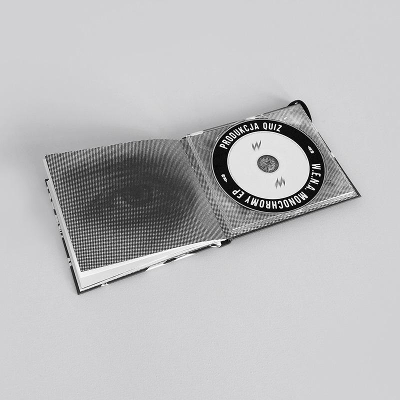 19. W.E.N.A. - Monochromy EP