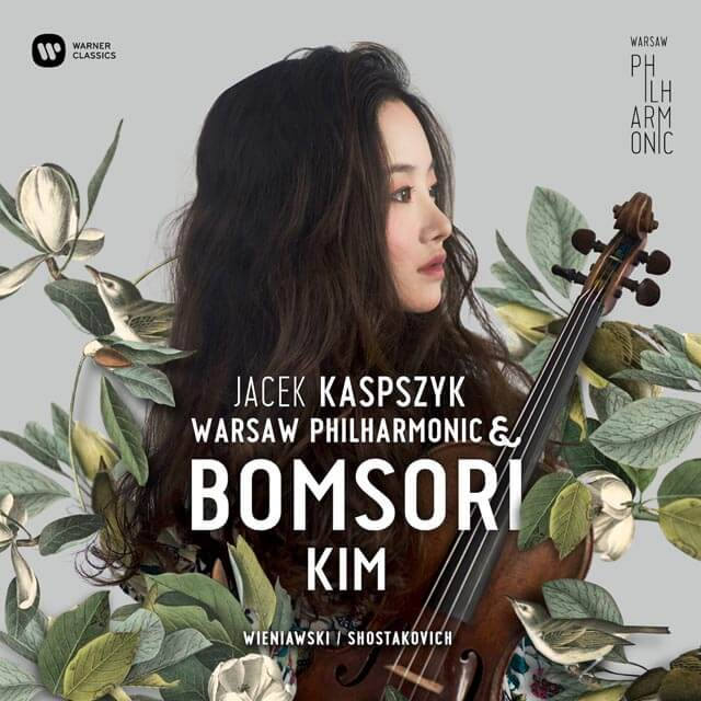Bomsori Kim Warsaw Philharmonic Orchestra Kaspszyk Jacek: Warsaw Philharmonic   Bomsori Kim by Gaba Jordan