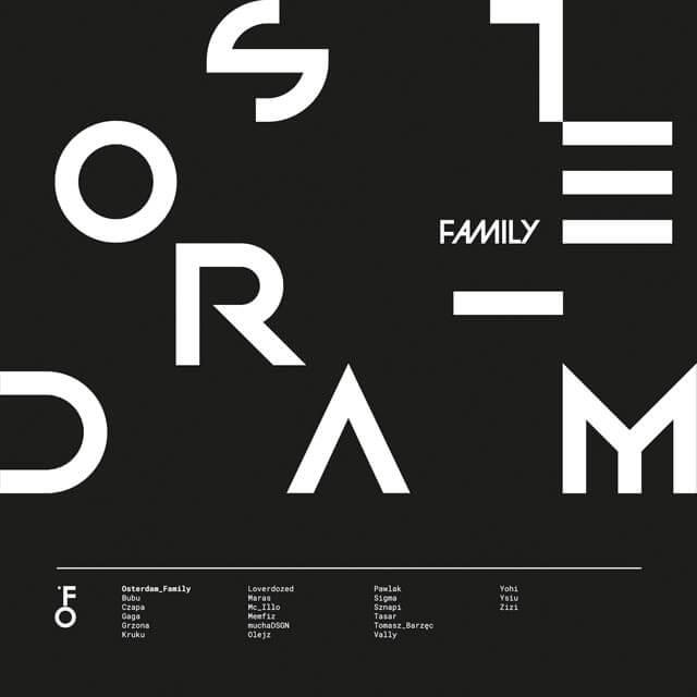 Osterdam Family: Osterdam Family by Konrad Mucha Moszynski muchaDSGN