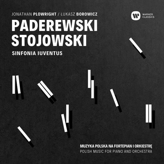 Polska Orkiestra Sinfonia Iuventus Plowright Jonathan Borowicz Lukasz: Sinfonia Iuventus Polska Muzyka na fortepian i orkiestre by Gaba Jordan