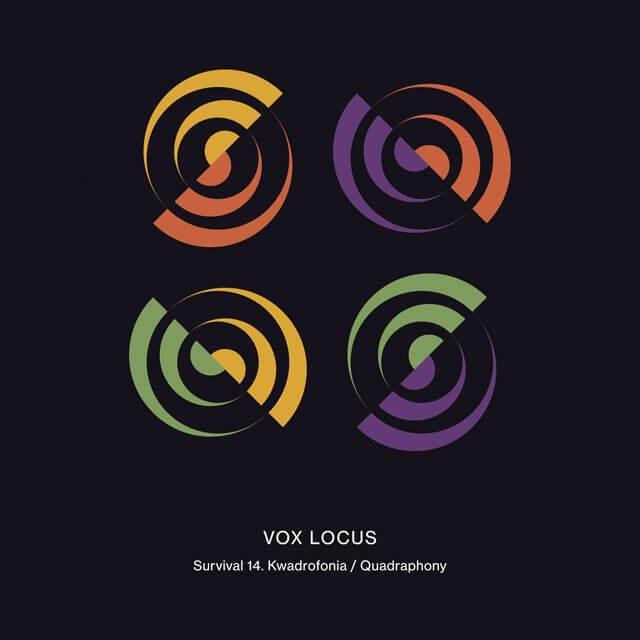 Różni wykonawcy: Vox Locus Survival 14 Quadraphony by Łukasz Paluch